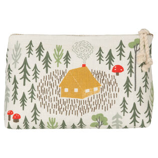 Retreat Small Cosmetic Bag