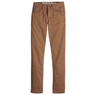 Junior Boys' [8-20] FLEX Slim Fit Twill Pant