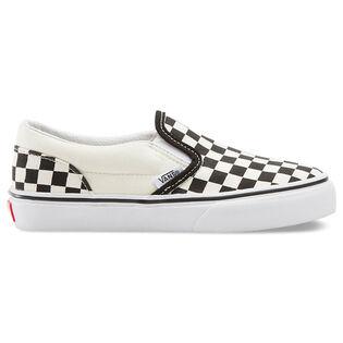 Juniors' [11-4] Checkerboard Slip-On Sneaker