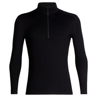 Men's Tech Long Sleeve Half-Zip Top