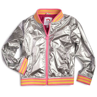 Junior Girls' [8-12] Nikki Bomber Jacket