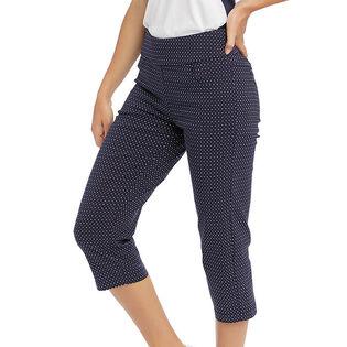 Pantalon Pedal Pusher pour femmes