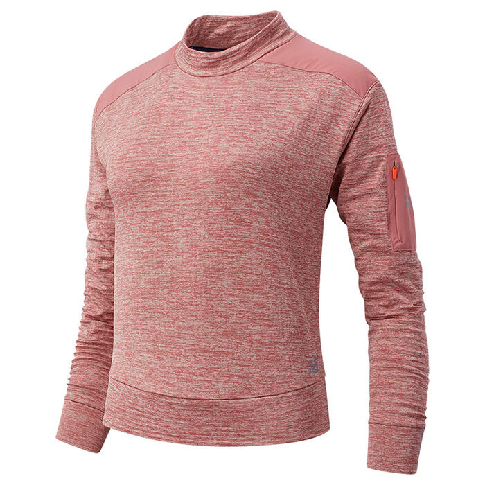 Women's NB Heat Grid Long Sleeve Top