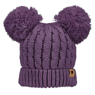 Girls' [2-7] Fayetteville Knit Double Pom Hat