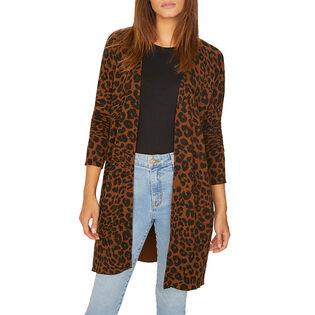 Women's Lenox Leopard Cardigan