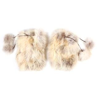 Women's Fur Boot Cover