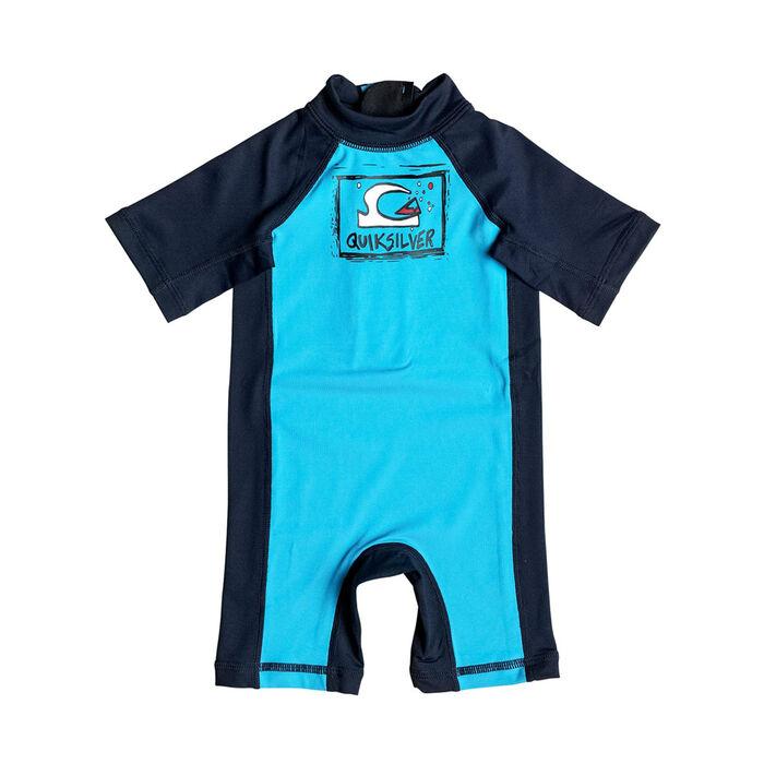 Babies' [6-24] Bubble Spring One-Piece Swimsuit
