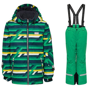 Boys' [5-7] Jordan 723 + Platon 709 Two-Piece Snowsuit