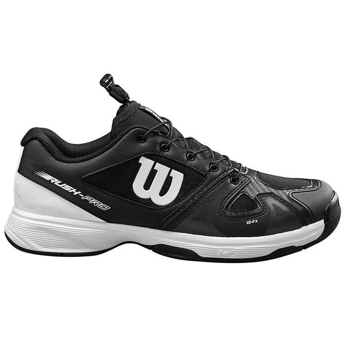 Juniors' [2-6] Rush Pro QL Tennis Shoe
