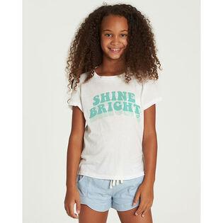 Junior Girls' [7-14] Shine Bright T-Shirt