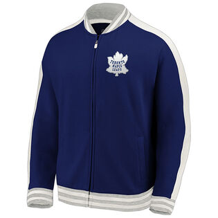 Men's Toronto Maple Leafs Vintage Varsity Jacket