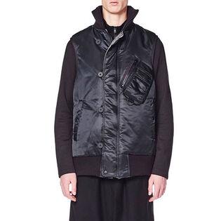 Men's Oversize Reversible Vest