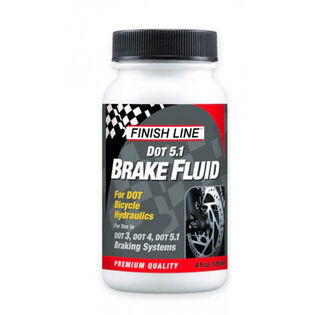 DOT Brake Fluid (4 Oz)
