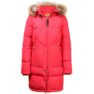 Women's Light Long Bear Coat (Past Season Colours On Sale)
