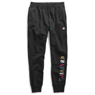 Men's Reverse Weave® Old English Trim Jogger Pant