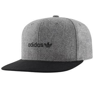 wholesale dealer e8f65 fde62 Men s Originals Trefoil Plus Snapback Hat · adidas Originals