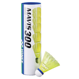 Mavis 300 Slow Nylon Shuttlecock