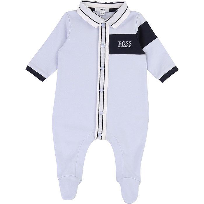 Baby Boys' [3-18M] Pajama Jumpsuit