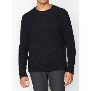 Men's Athens Boucle Sweater