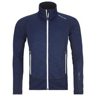Men's Fleece Space Dyed Jacket