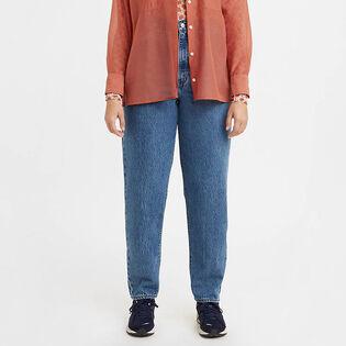 Women's High Loose Taper Fit Jean
