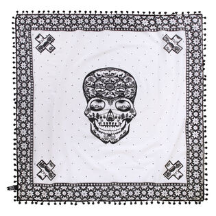 Unisex Alp-Skull Scarf