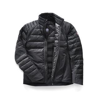 Manteau Hybridge Perren pour hommes