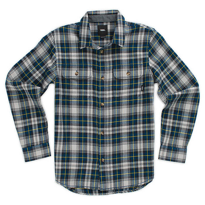 Boys' [4-7] Sycamore Flannel Shirt