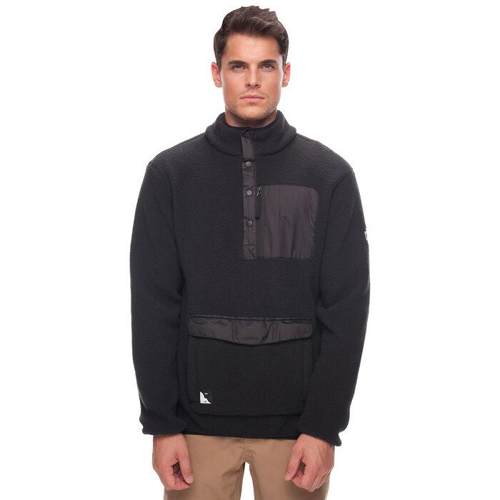 Men's Sherpa Fleece Sweater