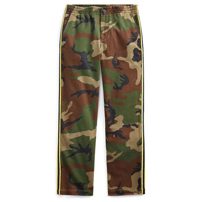 Pantalon camo Polo Prepster pour garçons juniors [8-20]