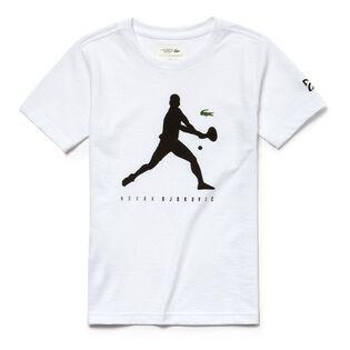 Junior Boys' [10-16] Sport Technical Novak Djokovic T-Shirt