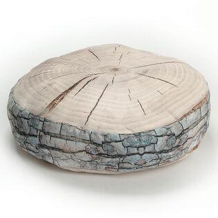 Cut Log Pillow