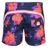 Men's Print Stretch Waist Swim Trunk