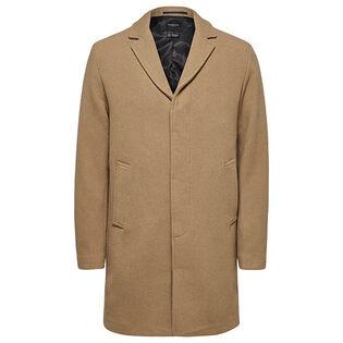 Manteau Hagen Wool Mix pour hommes