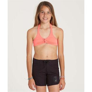 Short de surf Sol Searcher de 5 po pour filles juniors [7-14]