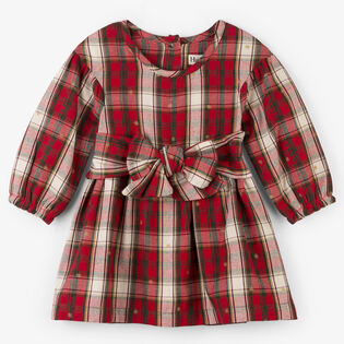 Baby Girls' [6-24M] Holiday Plaid Dress