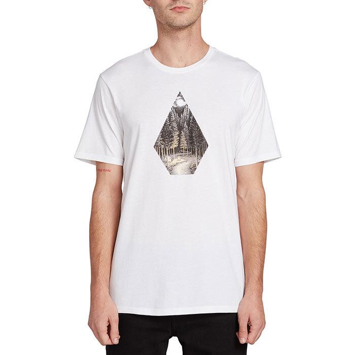 T-shirt Camp Scene pour hommes