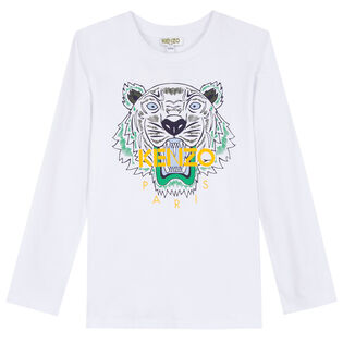Junior Boys' [8-16] Tiger T-Shirt