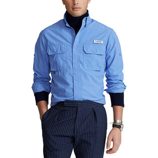 Men's Classic Fit Bi-Swing Workshirt