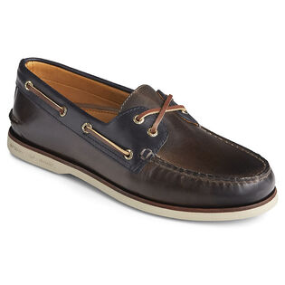Men's Gold Cup Authentic Original Camden Boat Shoe