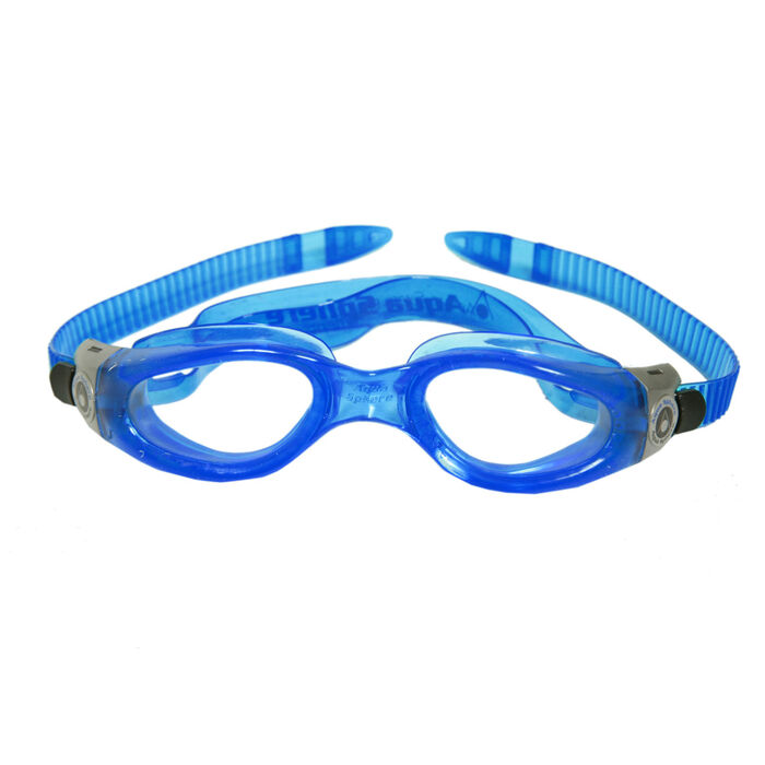 Small Kaiman Clear Lense Goggles