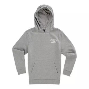 Junior Boys' [8-16] Full Patched Pullover Hoodie