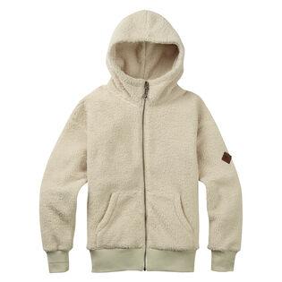 Women's Lynx Full-Zip Fleece Hoodie