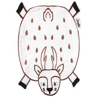 Babies' Dribble Droolers Dasher The Deer Burp Cloth