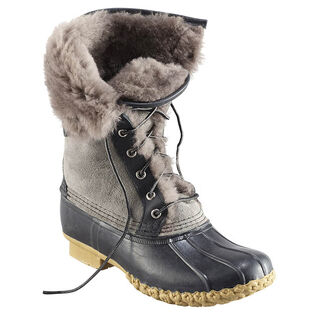 "Women's 10"" Signature Wicked Good Bean Boot"