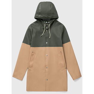 Men's Stockholm Blocked Rain Coat