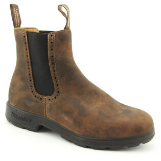 #1351 Women's Series Boot In Rustic Brown