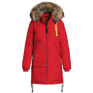 Women's Long Bear Coat
