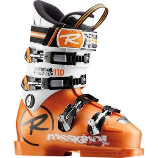 Bottes de ski Rad World Cup Si 110 pour juniors [2012]