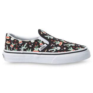 Kids' [11-3] Cactus Classic Slip-On Shoe